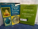 2 Pottery Marks Catalogs