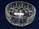 Large Crystal Bowl 9