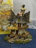 Boyd Bearly Built Village Grandpa /GrandMa Cottage