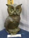 Brass Owl 8