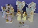 Box Lot of Angels