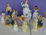 Box Lot Of Misc. Figurines