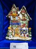 Christmas Village Workshop In Box
