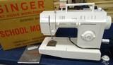 Singer Sewing Mechine School Model Like New