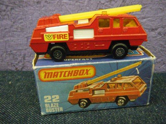 Matchbos Firetruck  orig. box