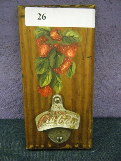 Vintage Coca-Cola Starr opener