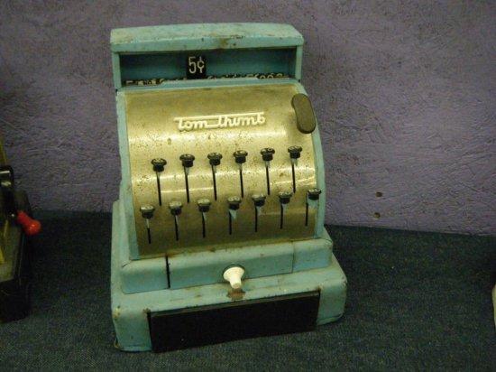 Vintage Tom Thumb Bank