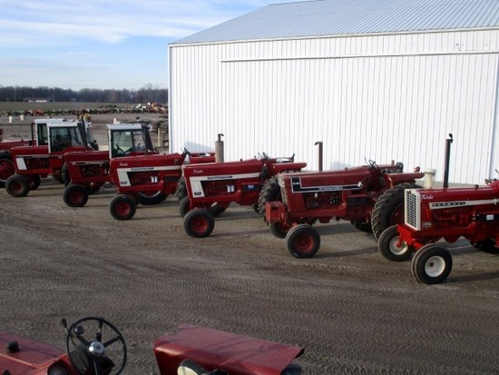 2019 Annual Late Model AG & Const Equip - Ring 1