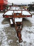 85063- TANDEM AXLE PINTLE HITCH TRAILER