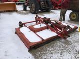 91863- FORD PULL TYPE ROTARY MOWER, 8?