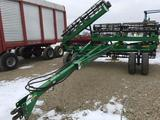 92301- UNVERFERTH 225 28? ROLLING HARROW, SPIKE ATTACHMENT AHEAD OF ROLLER