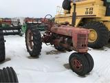 92706- FARMALL H, ORIGINAL (STEVE BENDER FARM RETIREMENT)