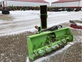 93881- SCHULTE 7400 3PT SNOW BLOWER, HYD SPOUT CONTROL