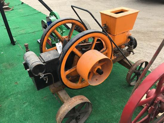93505- JOHN SMITH ENGINE ON TRUCKS