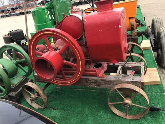 94709- FAIRBANKS ENGINE