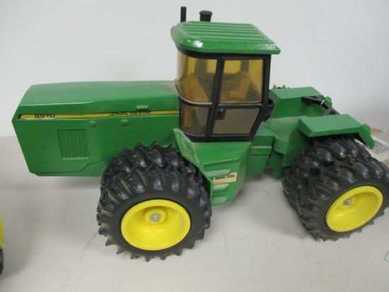 85956 JD 8970, custom, 1/12 scale, Valley Patterns