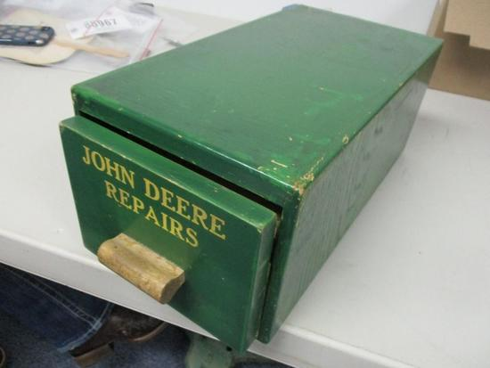 85981 JD Repairs Box w/ cards