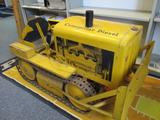 85995 Caterpillar D-4 pedal crawler excellent original