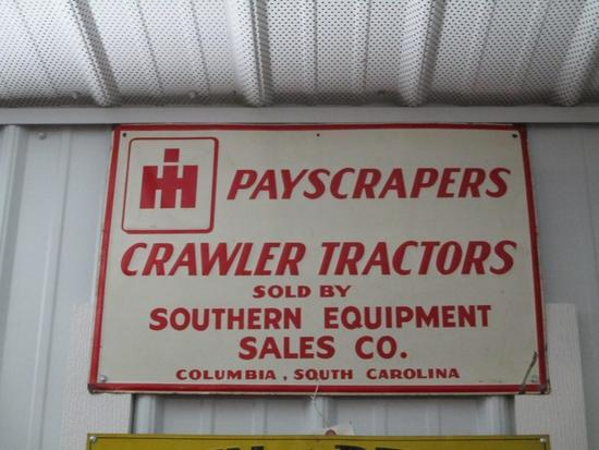 85159 - IH Crawler and Pay Scrapers, Columbia, SC 15.5 x 24