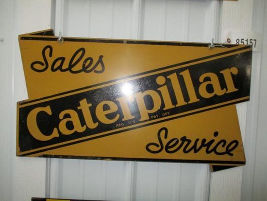 85157 - Cat Sales Service Sign