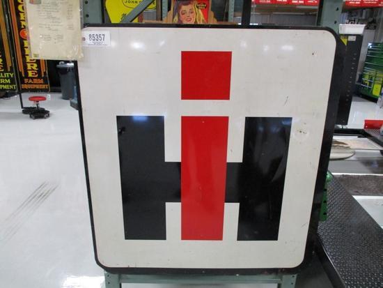 85357 - IH Emblem Sign 45 X 49.5
