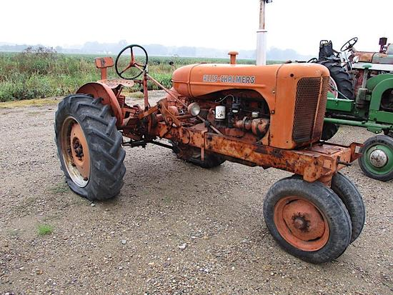 94142- AC WC TRACTOR