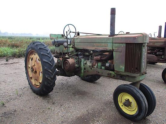 97049- JD 60 TRACTOR