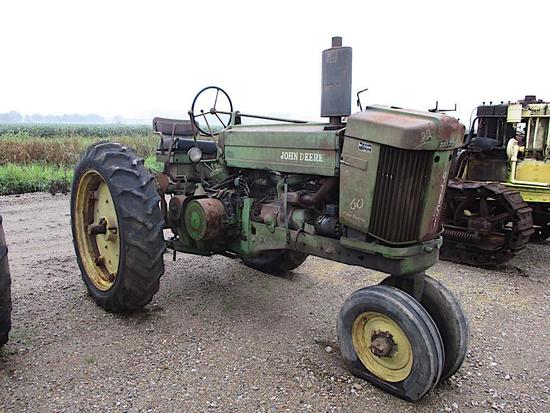 97051- JD 60 TRACTOR