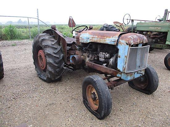 97057- FORDSON MAJOR DIESEL TRACTOR