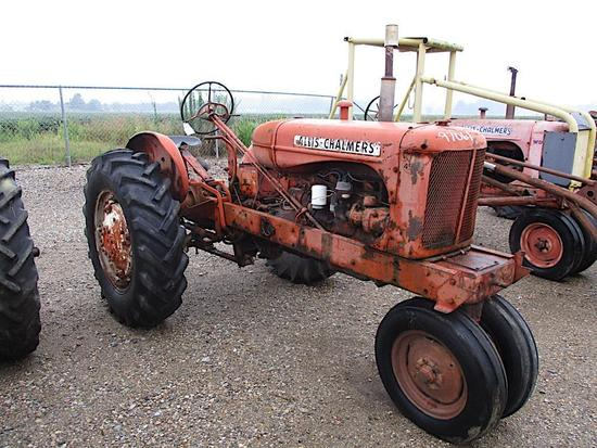 97061- AC WD TRACTOR
