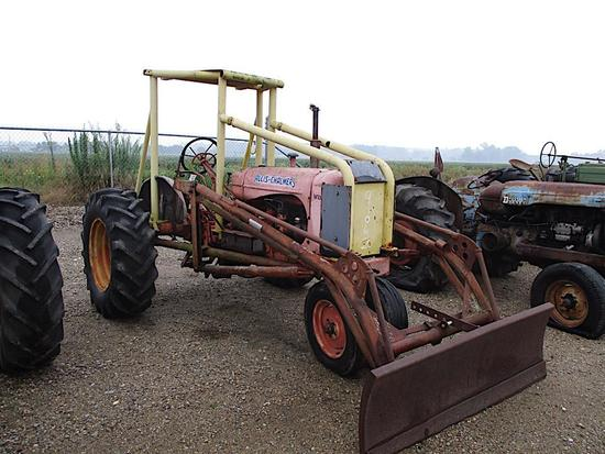 97062- AC WD TRACTOR