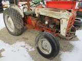 2796-FORD 801 TRACTOR