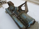 2799-FORD 3PT FLAIL MOWER