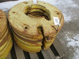 3120-(8) JD WHEEL WEIGHTS, SELLS BY THE PIEICE