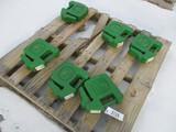 3126-(6) JD SUIT CASE WEIGHTS, SELLS BY THE PIECE