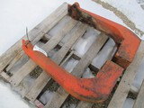 3127-(2) CASE FRONT WEIGHTS, SELLS BY THE PIECE