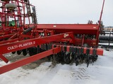 3370-C-IH 5400 DRILL W/ SEEDER, NO TILL CART, MARKERS