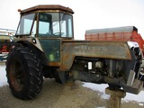 94408-WHITE 2-105 TRACTOR, INCOMPLETE, SELLS AS IS