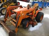 94465-KUBOTA B6200 TRACTOR, SELLS AS IS