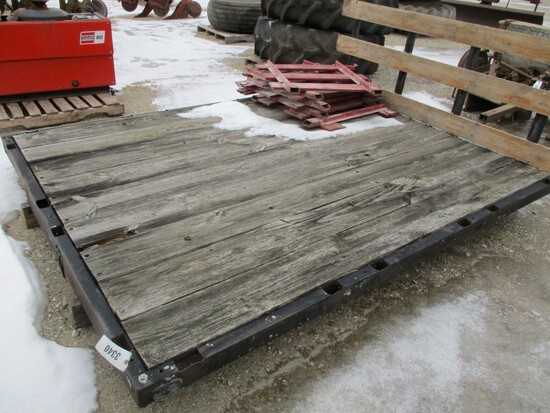 3340-TRUCK BED W/ SIDES AND BED