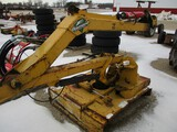 2815-HYDRAULIC ROTARY MOWER, PARTS ONLY