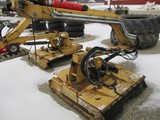 2816-HYDRAULIC ROTARY MOWER, PARTS ONLY