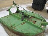 3097-JD 709 7' 3PT ROTARY MOWER