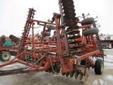 3463-SUNFLOWER SOIL FINISHER, MODEL 6430, 31'