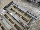 3487-NEW SKID STEER MOUNT PLATE