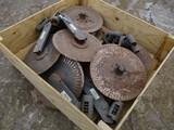 3634-PALLET SPRING COULTERS