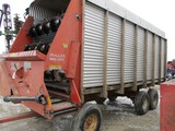 3651-MILLER PRO 2175 SILAGE WAGON