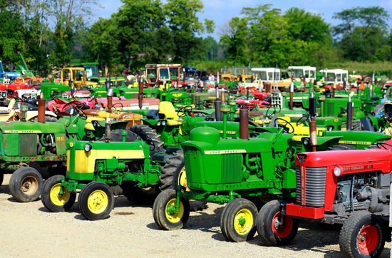 Annual Spring Collector Tractor Auction -APRIL 2nd