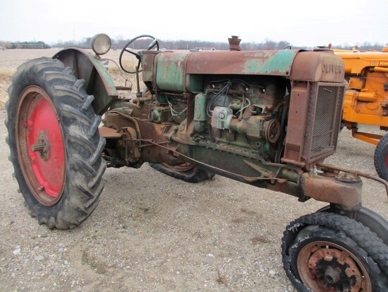 3231-OLIVER 80 TRACTOR