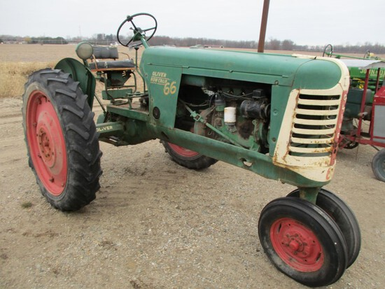 3423-OLIVER 66 TRACTOR
